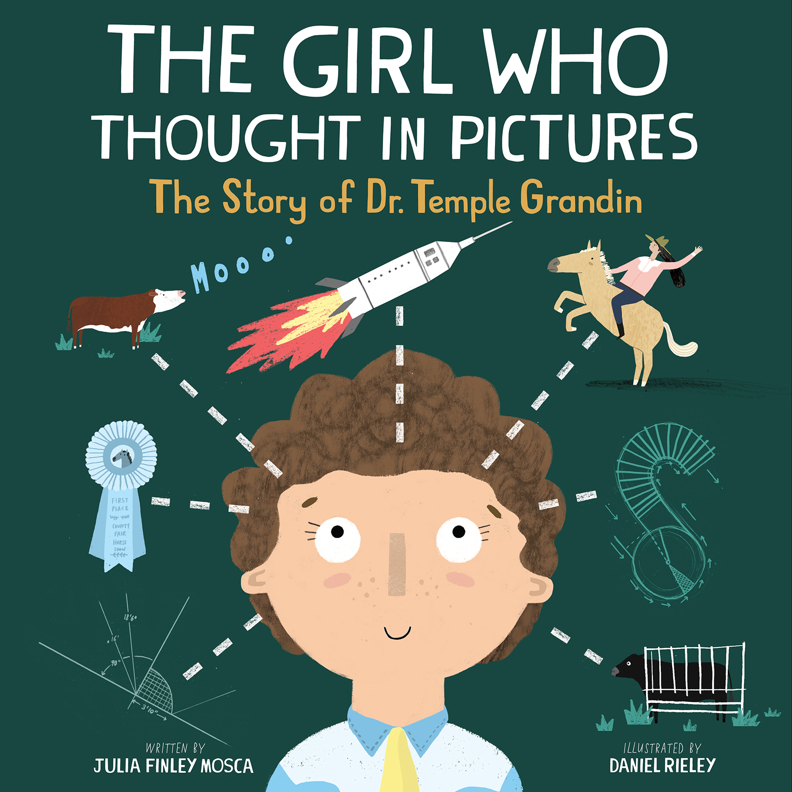 The Girl Who Thought in Pictures, The Story of Dr. Temple Grandin