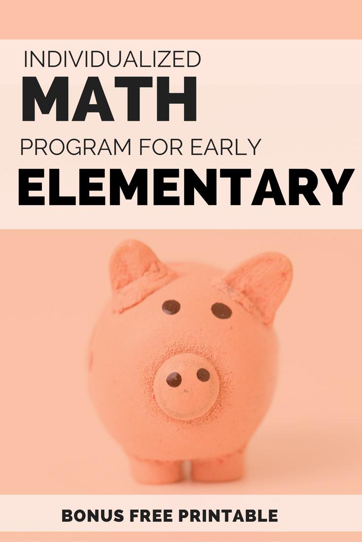 Math activities for kids - math basket program for an individualized math program. Suitable for preschool, kindergarten, lower elementary. Living math ideas.
