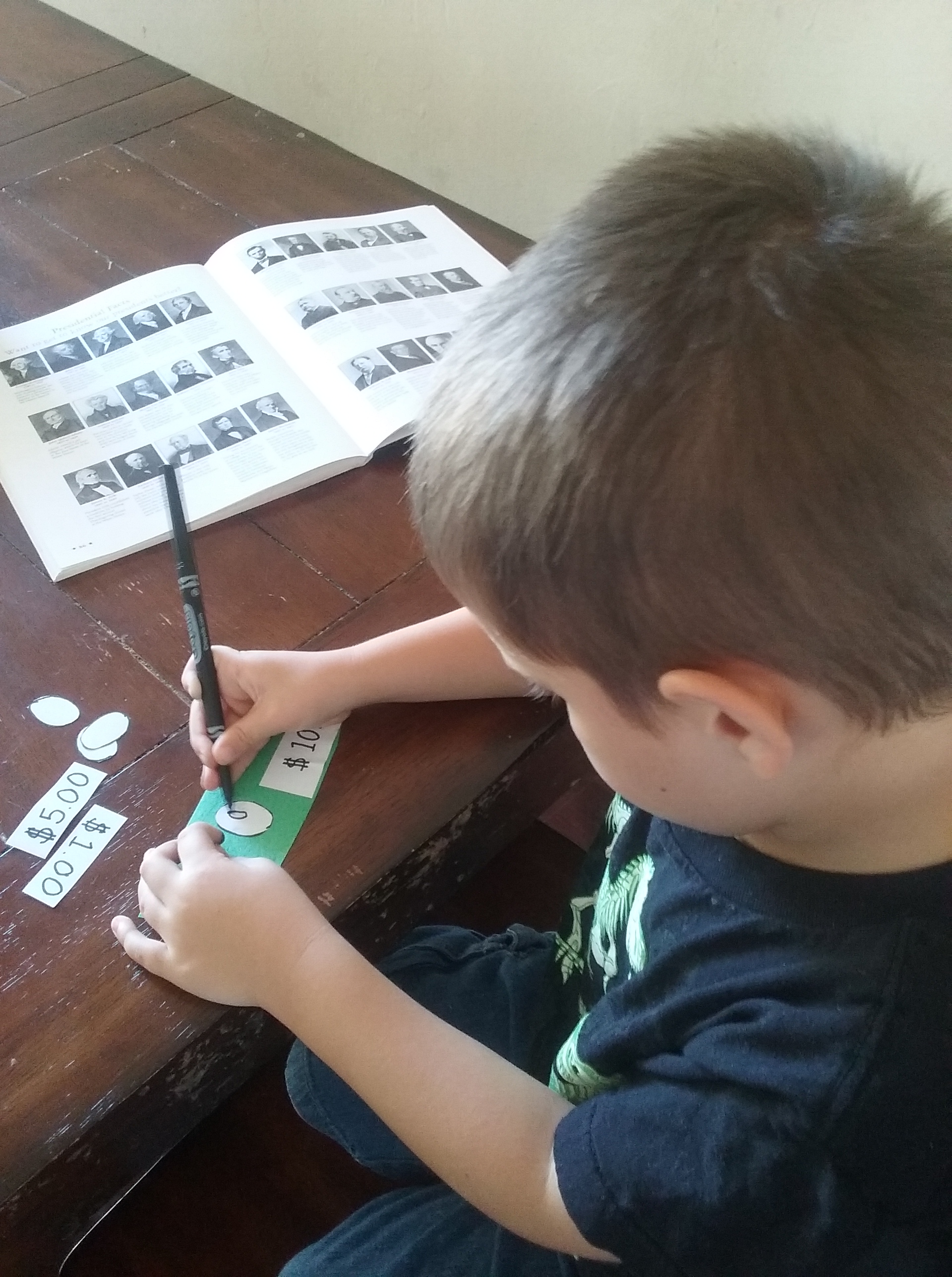 Kindergarten Money Lesson Plans