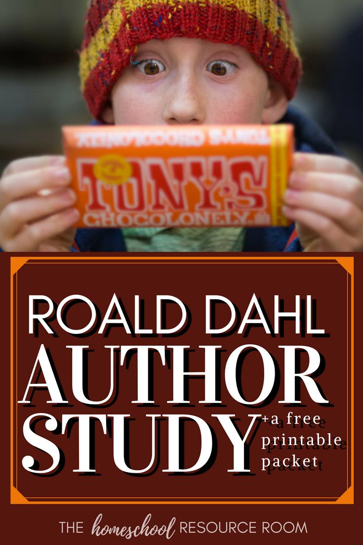 Roald Dahl Author Study