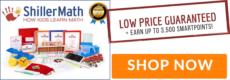 Best Price for Shiller Math Homeschool Curriculum