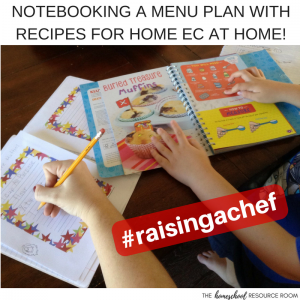 Use notebooking to improve your homeschool.
