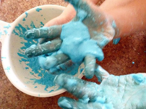 Fox in Socks Activities - Blue Goo