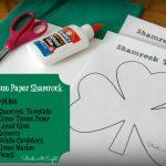 St Patrick's Day Activities - Craft