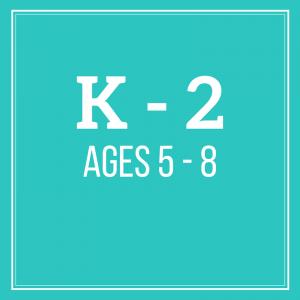 Homeschool Activities for Kindergarten through 2nd grade