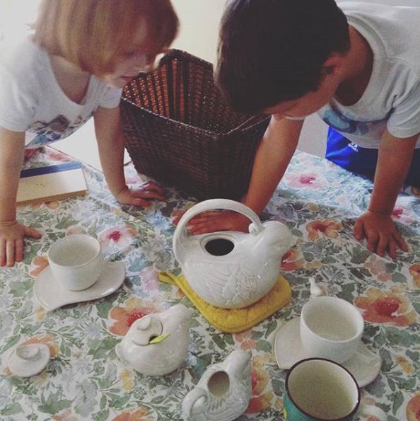 Poetry Activities: Poetry Teatime