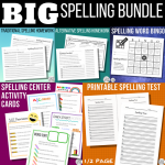Big Spelling Bundle
