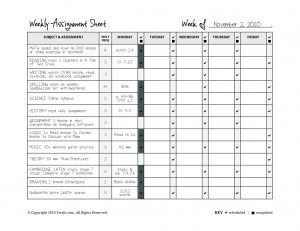 image about Free Homeschool Planner Printable identify Totally free Homeschool Planner The Homeschool Instrument Area