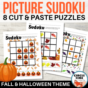 Cut and paste sudoku