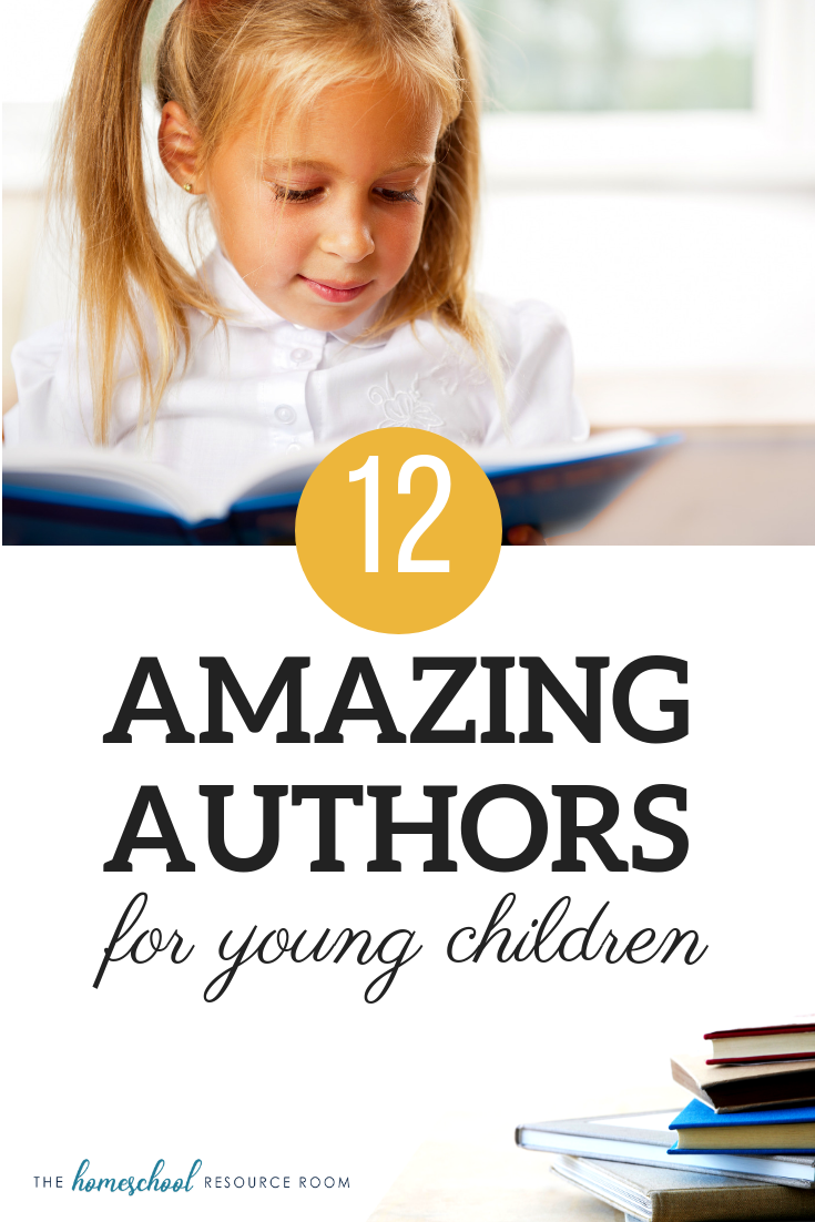 Fantastic stories for kids by 12 amazing authors that your preschool or kindergarten child will love!