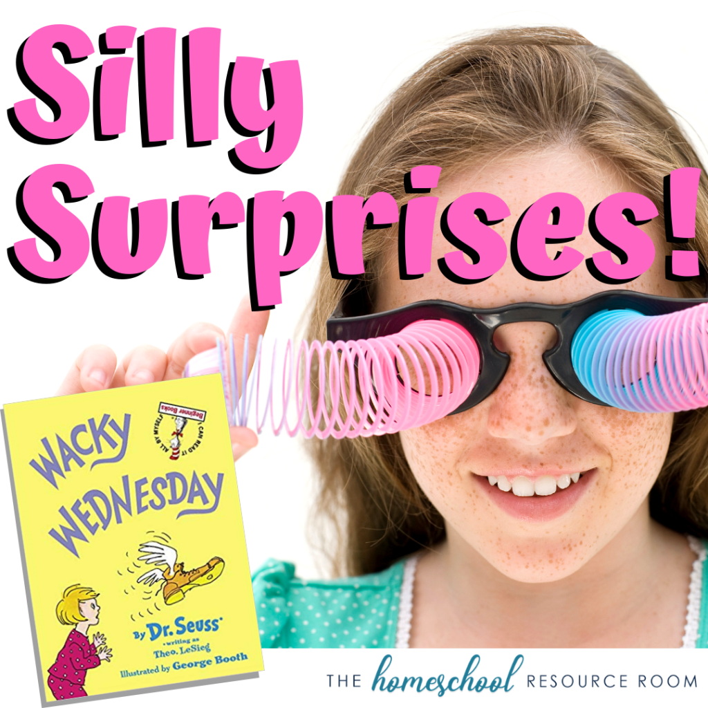 Silly Surprises for Wacky Wednesday