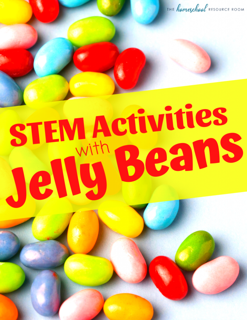 Jelly Bean STEM Activities