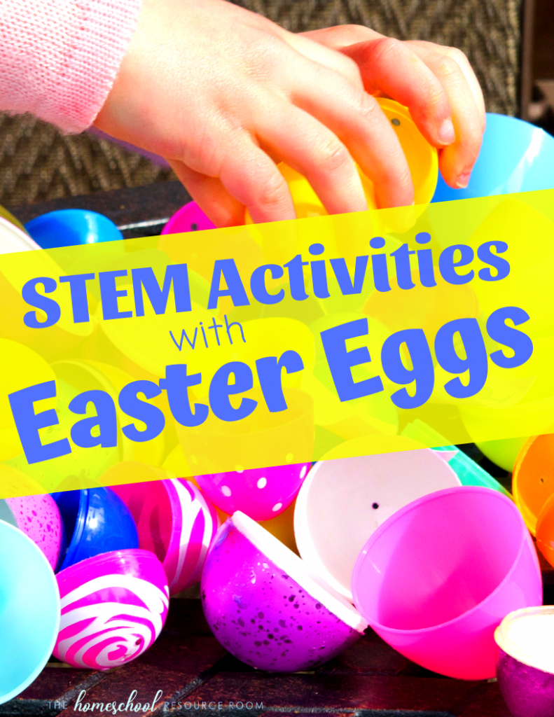 Easter Egg STEM Activities