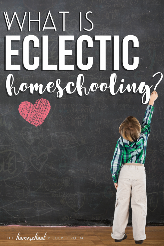 What is eclectic homeschooling? An interview with homeschool mom and coach, Courtney Messick of Homeschool Mastery Academy.