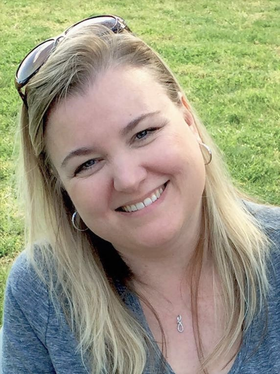 Dachelle McVey, Brave Writer