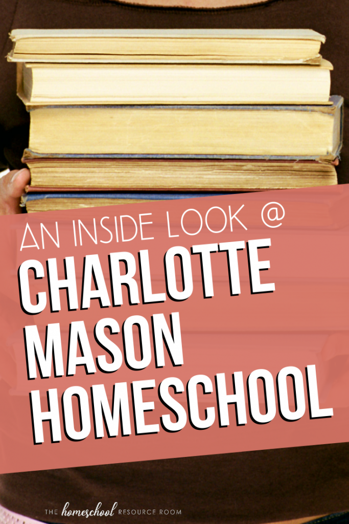 An insider's look at a homeschool family taking the Charlotte Mason approach! Homeschoolers and homesteaders practicing the CM method! #homeschooling #charlottemason #homeschoolmethod