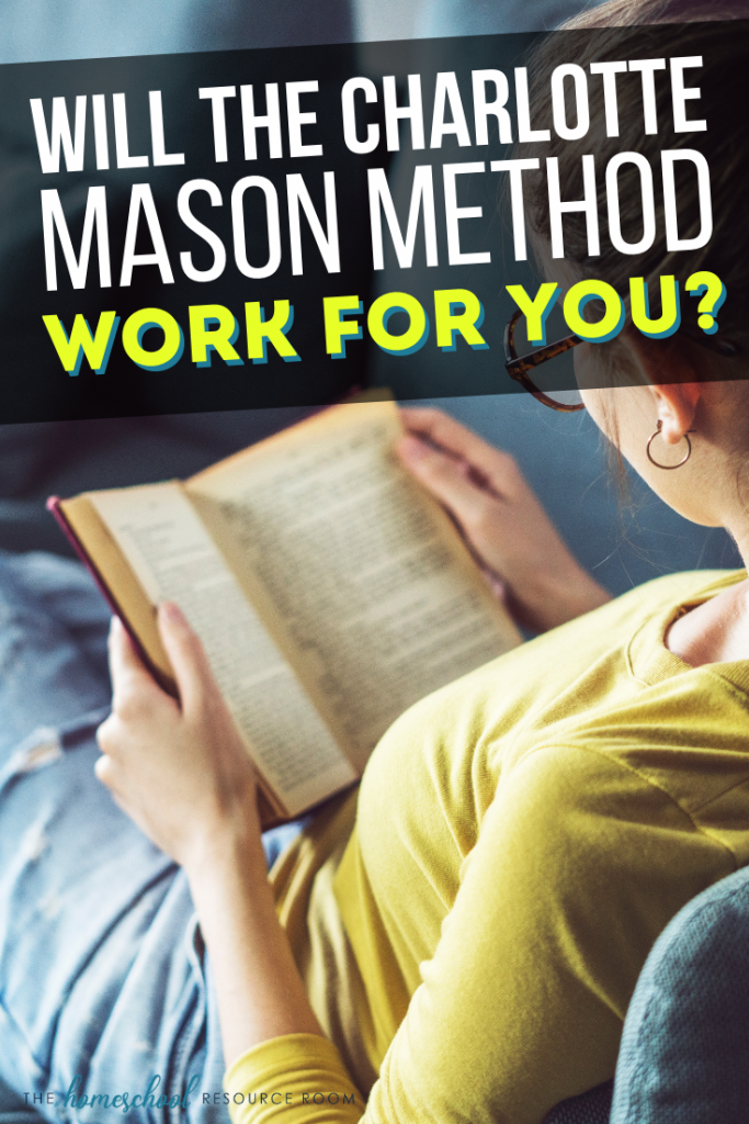 Will the Charlotte Mason Method work for your family? Find benefits, pitfalls, and curriculum resources here! #homeschooling #homeschoolmethods #charlottemason