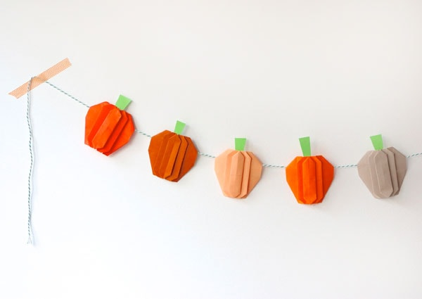 Pumpkin Crafts for Kids 12