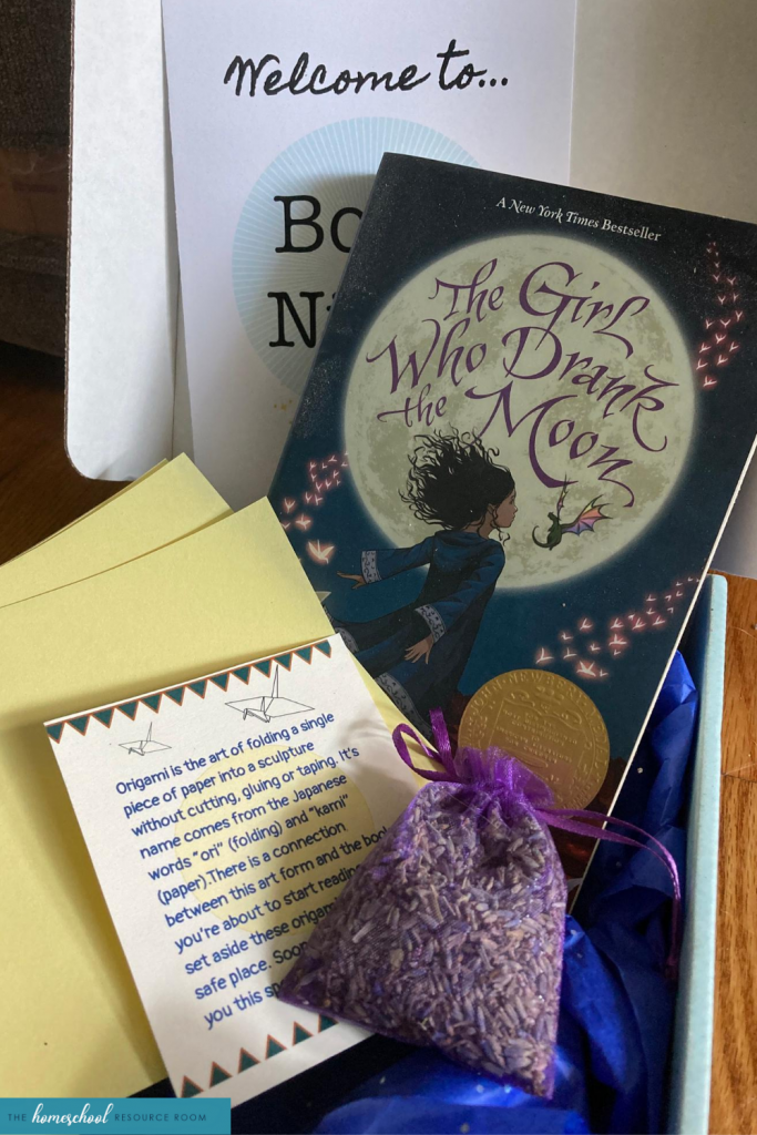 Book surprise box for kids! Book Nicks unboxing and review. #raisingreaders #homeschooling #education #literature