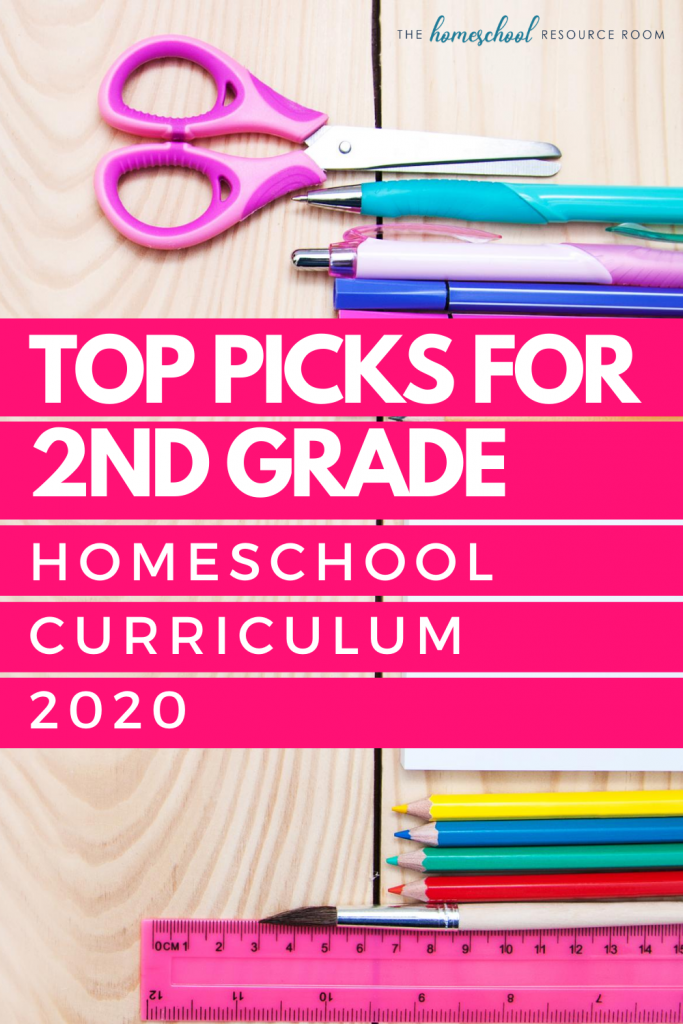Our Top Picks for 5th Grade Homeschool Curriculum 2020. What we're using, why, and is it a good fit for your child. #homeschoolcurriculum #secondgrade #secularcurriculum