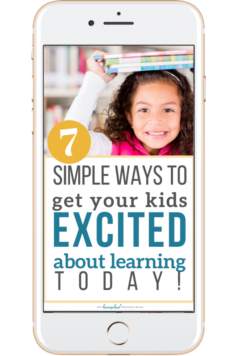 7 simple ways to get your kids excited about learning ebook
