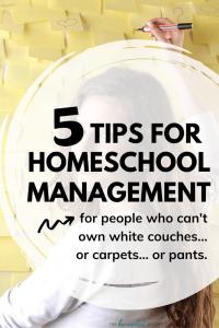 Homeschool-Management-Tips
