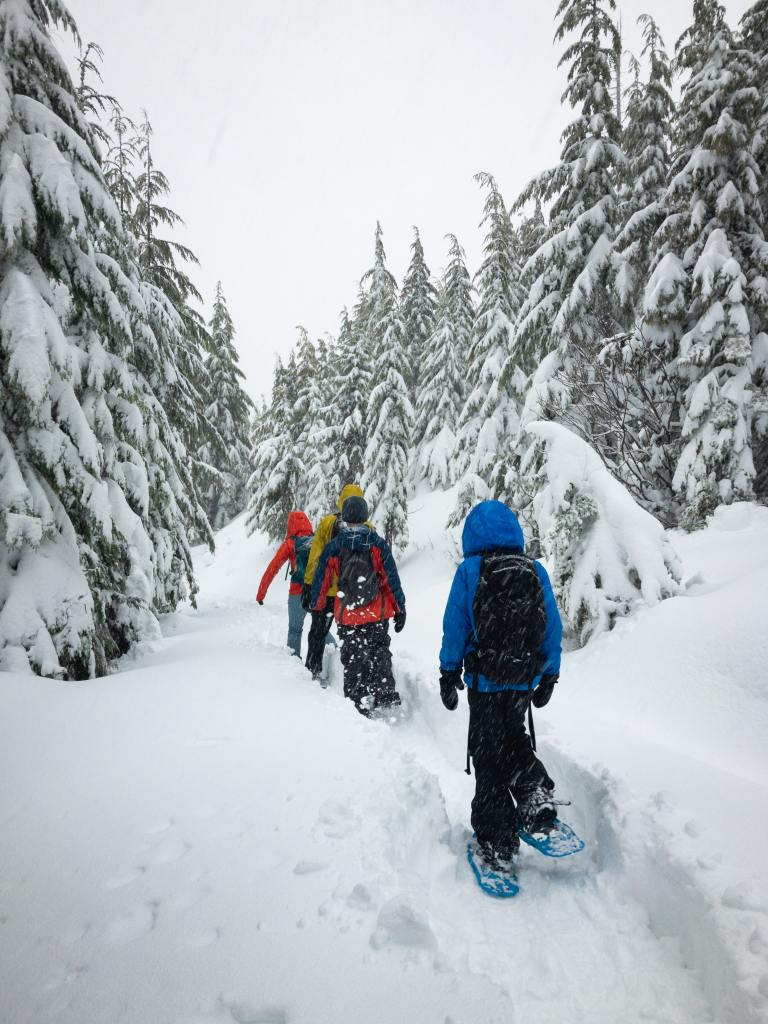 25 outdoor winter activities