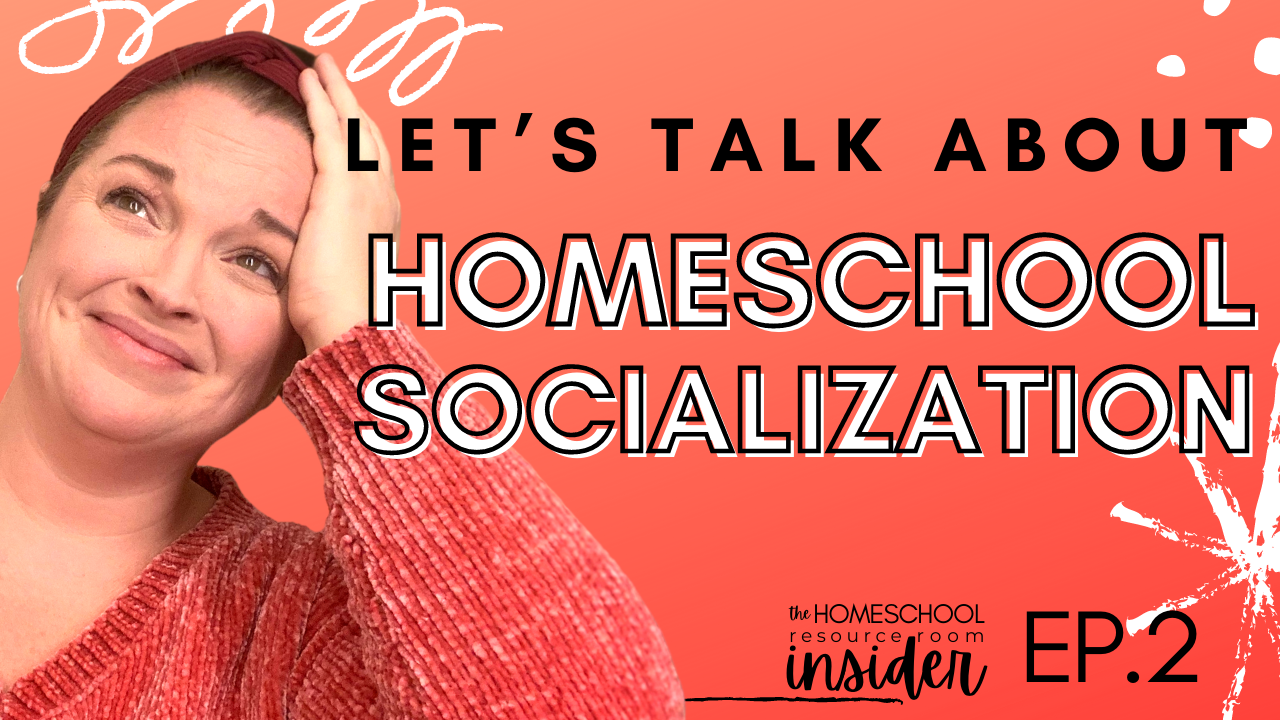 Homeschool Socialization, Episode 2