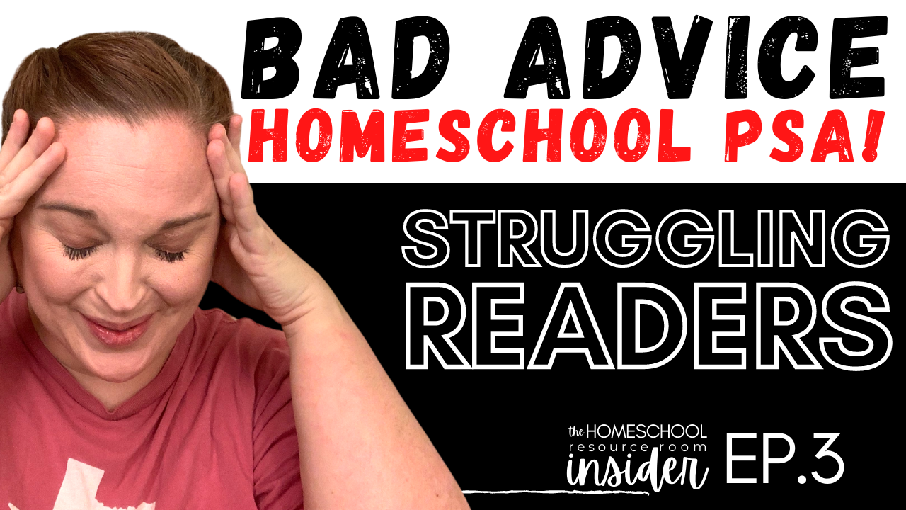 Struggling Readers, Episode 3