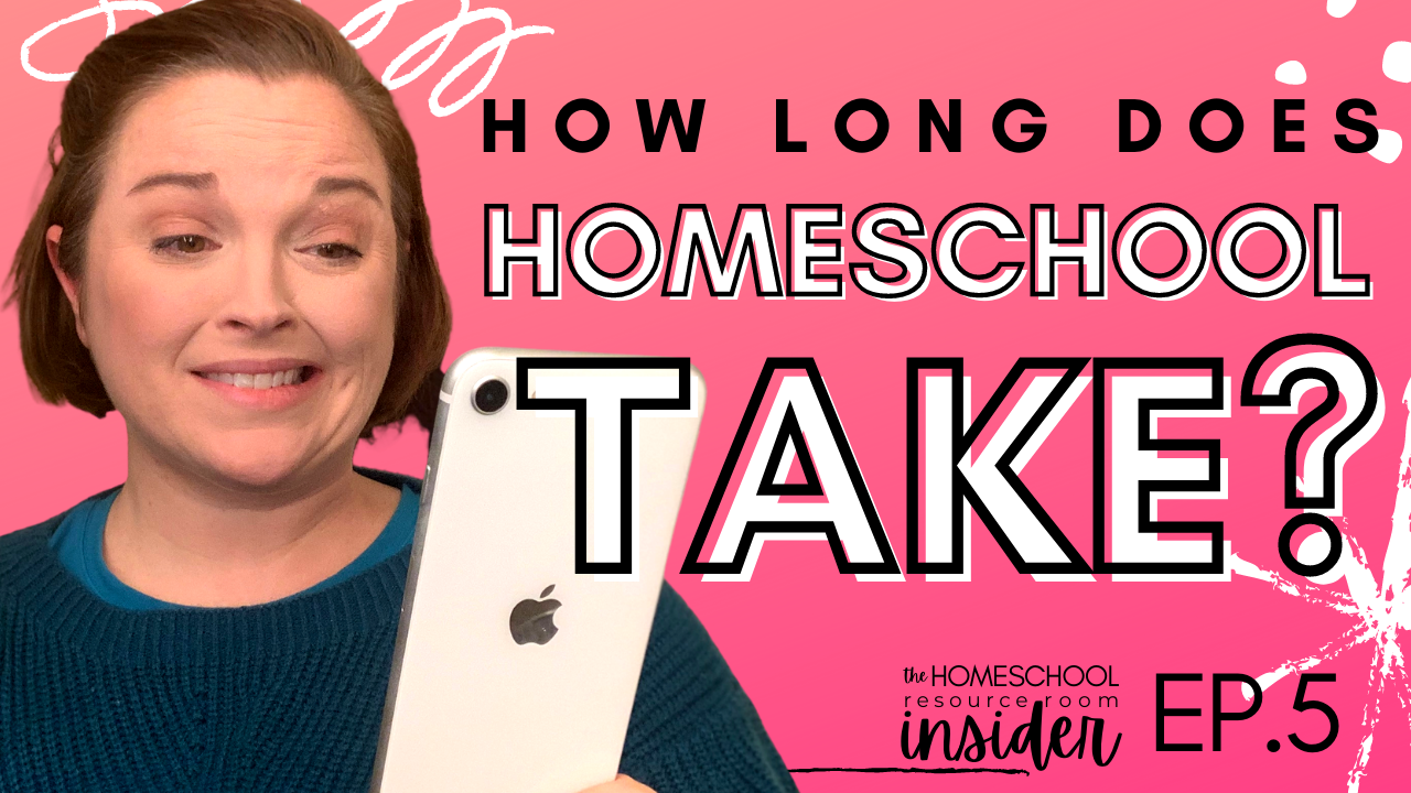 How many hours a day to homeschool, Episode 5