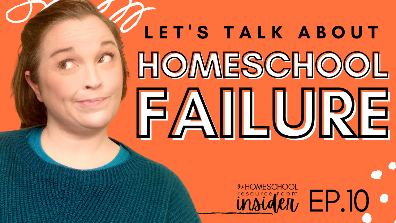 Homeschool Failure