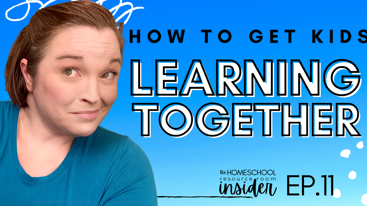 How to get kids learning together
