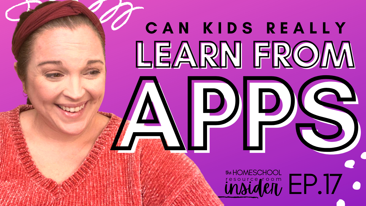 can kids really learn from apps?!?