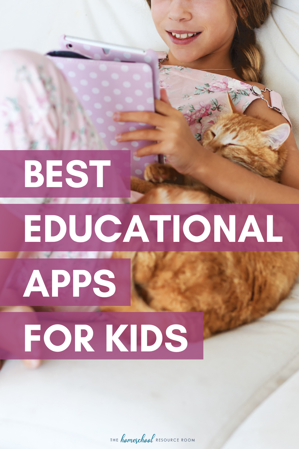 Can kids really learn from apps? Our list of the BEST educational apps for each subject area!