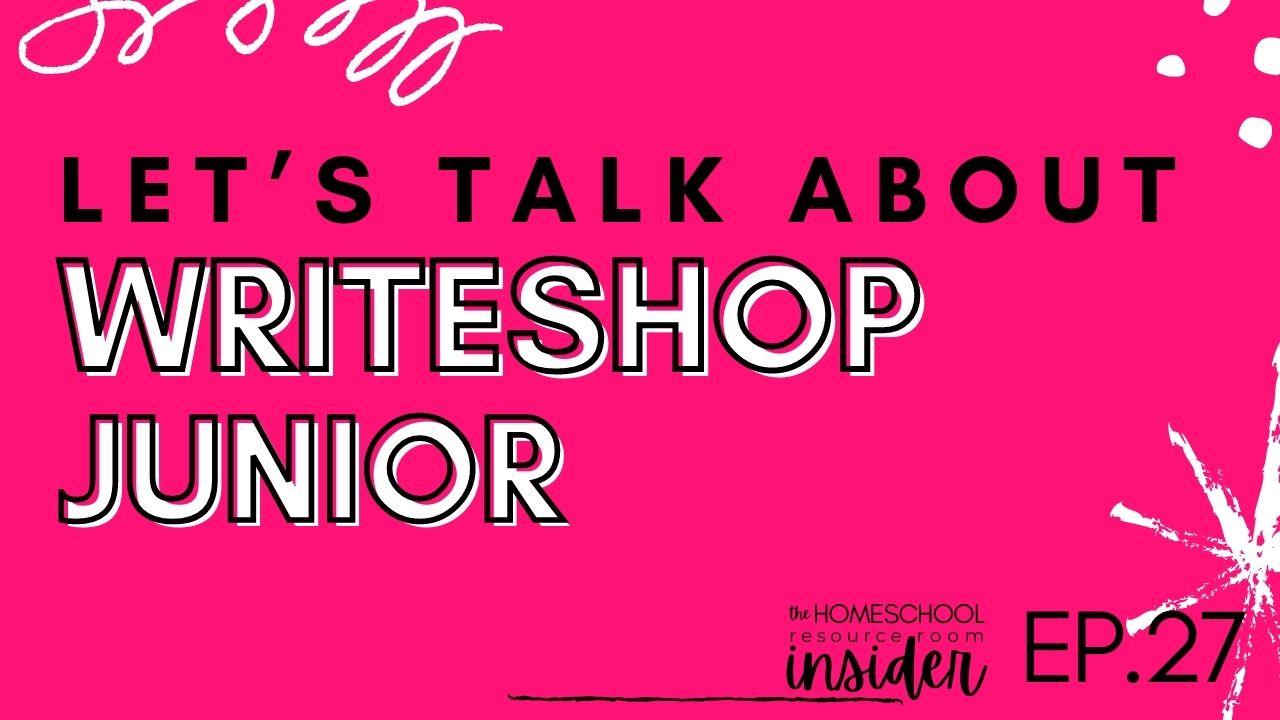 WriteShop Junior Review
