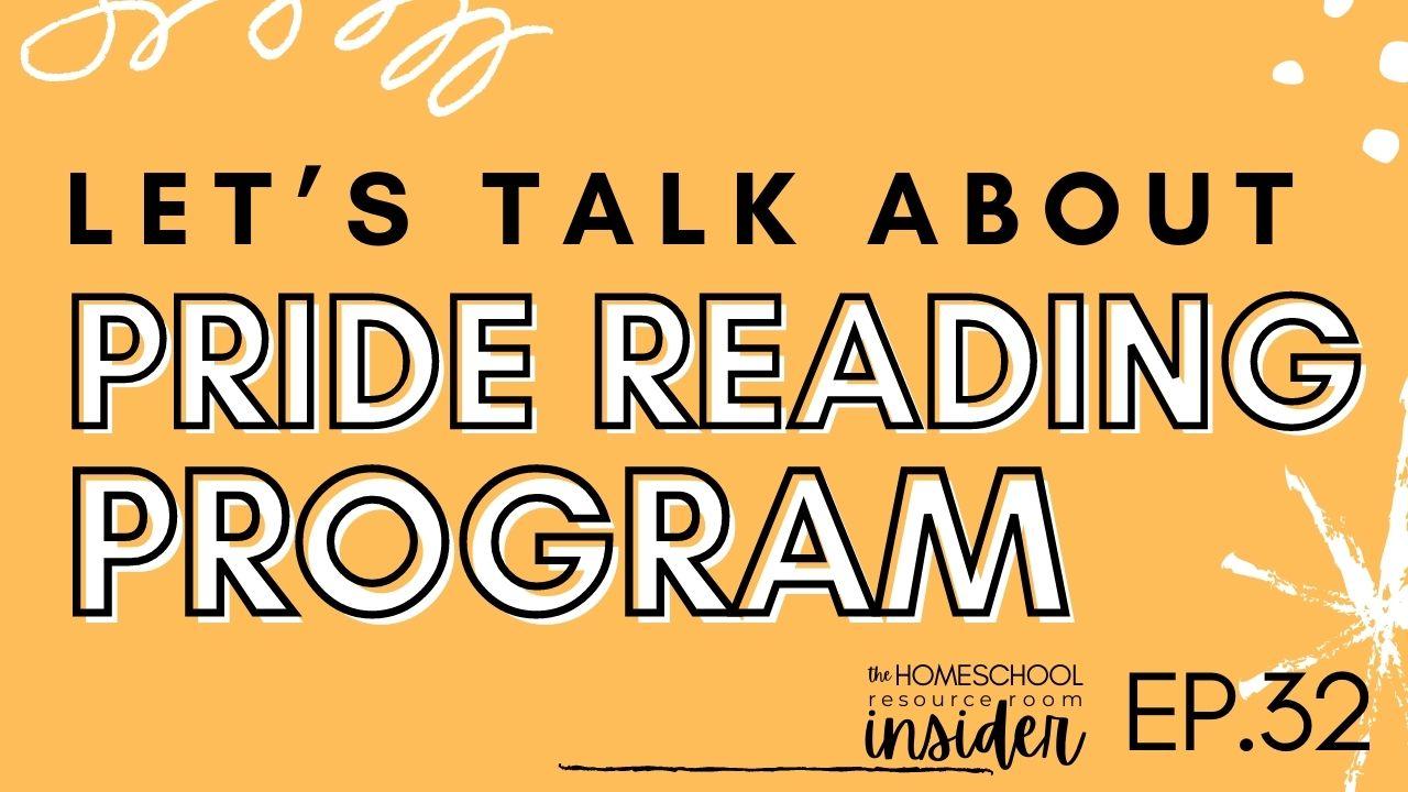 Pride Reading Program Review