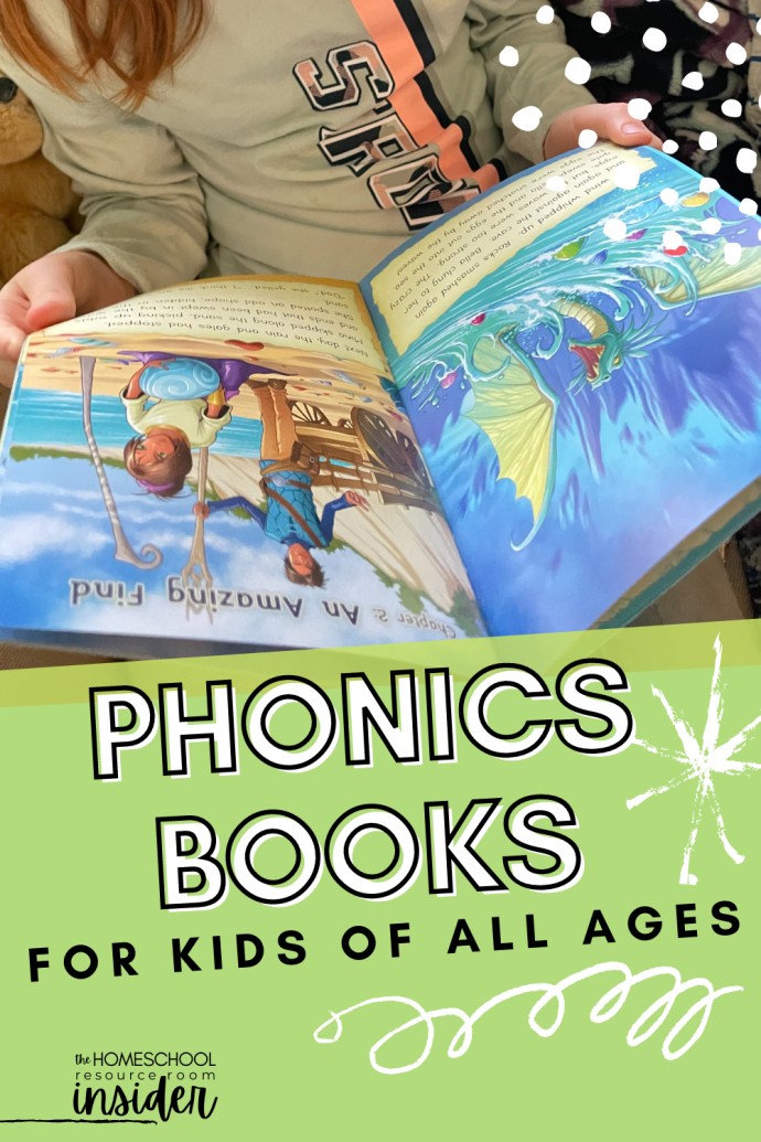 Phonics books for kids ages 5-14! High-interest, engaging decodable readers to reinforce skills & support emerging readers.