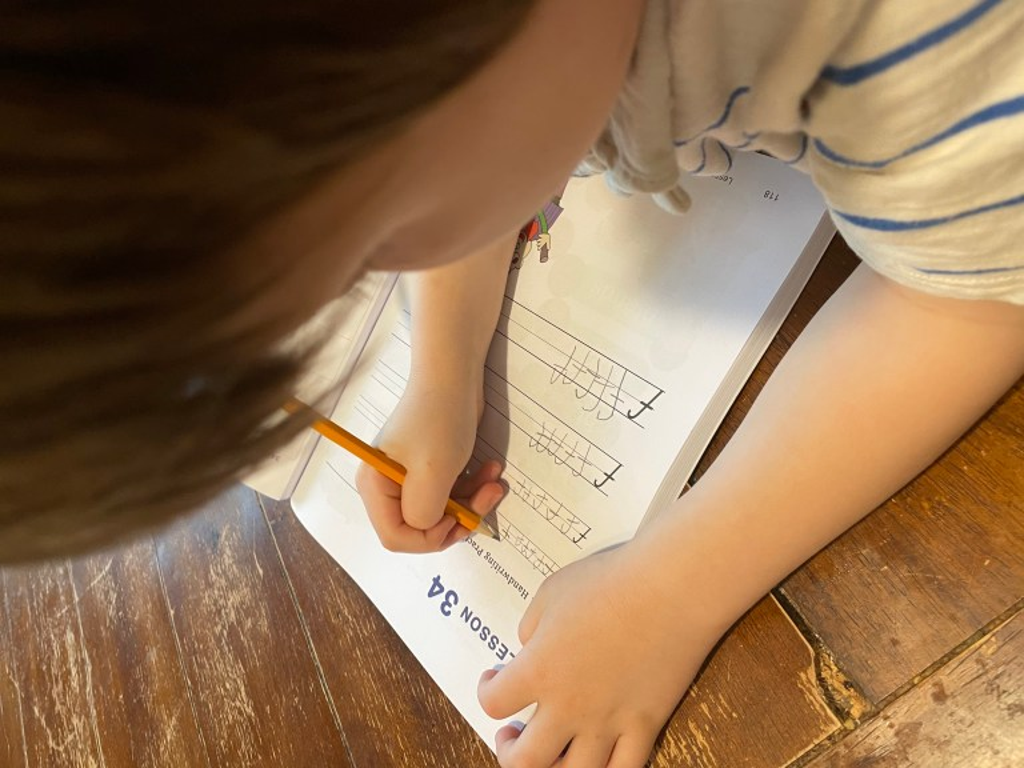 Language Arts Curriculum Kindergarten