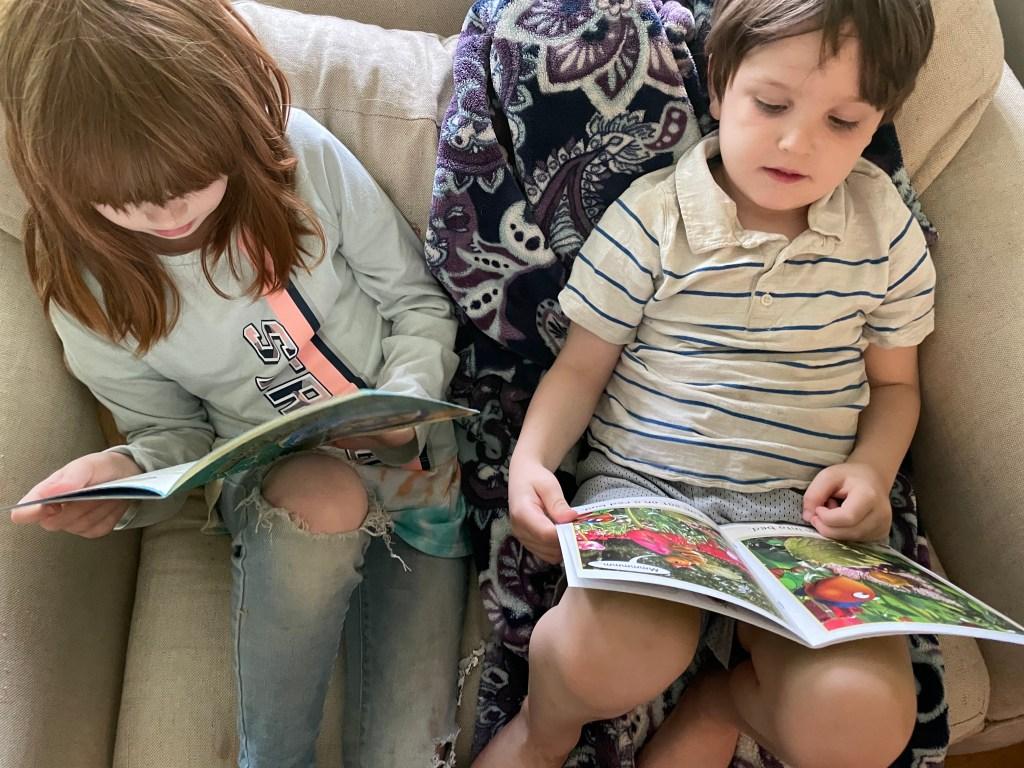 Phonics Books for Kids