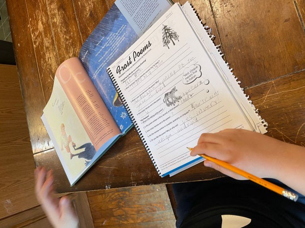 all in one homeschool curriculum