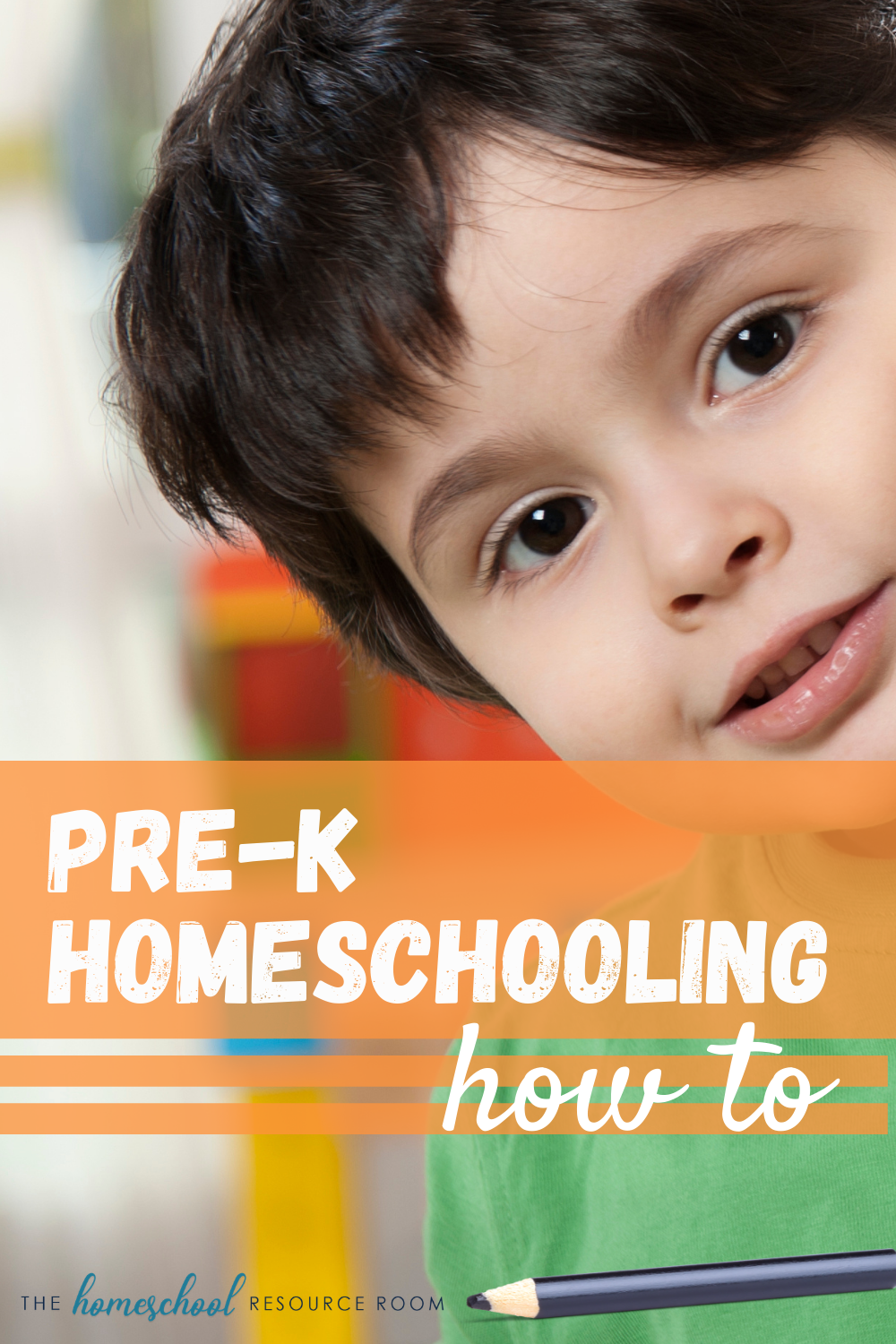 Pre K Homeschooling: Tips for teaching the littlest learners at home.