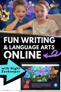 Check out our review of Night Zookeeper, an interactive and engaging online writing and language arts program that will inspire your kids to get creative!