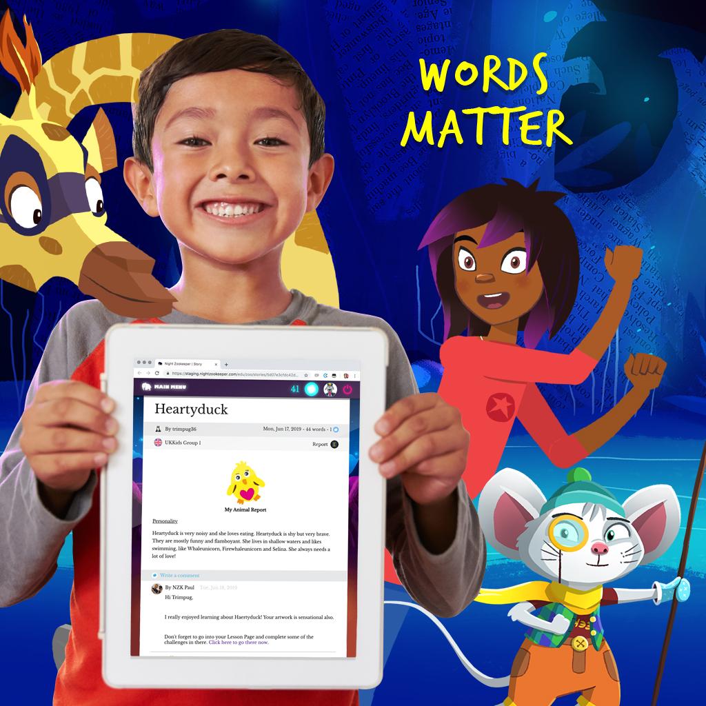 Boy-ipad-words-matter