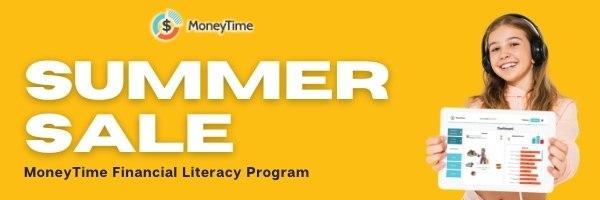 MoneyTime Summer Sale!