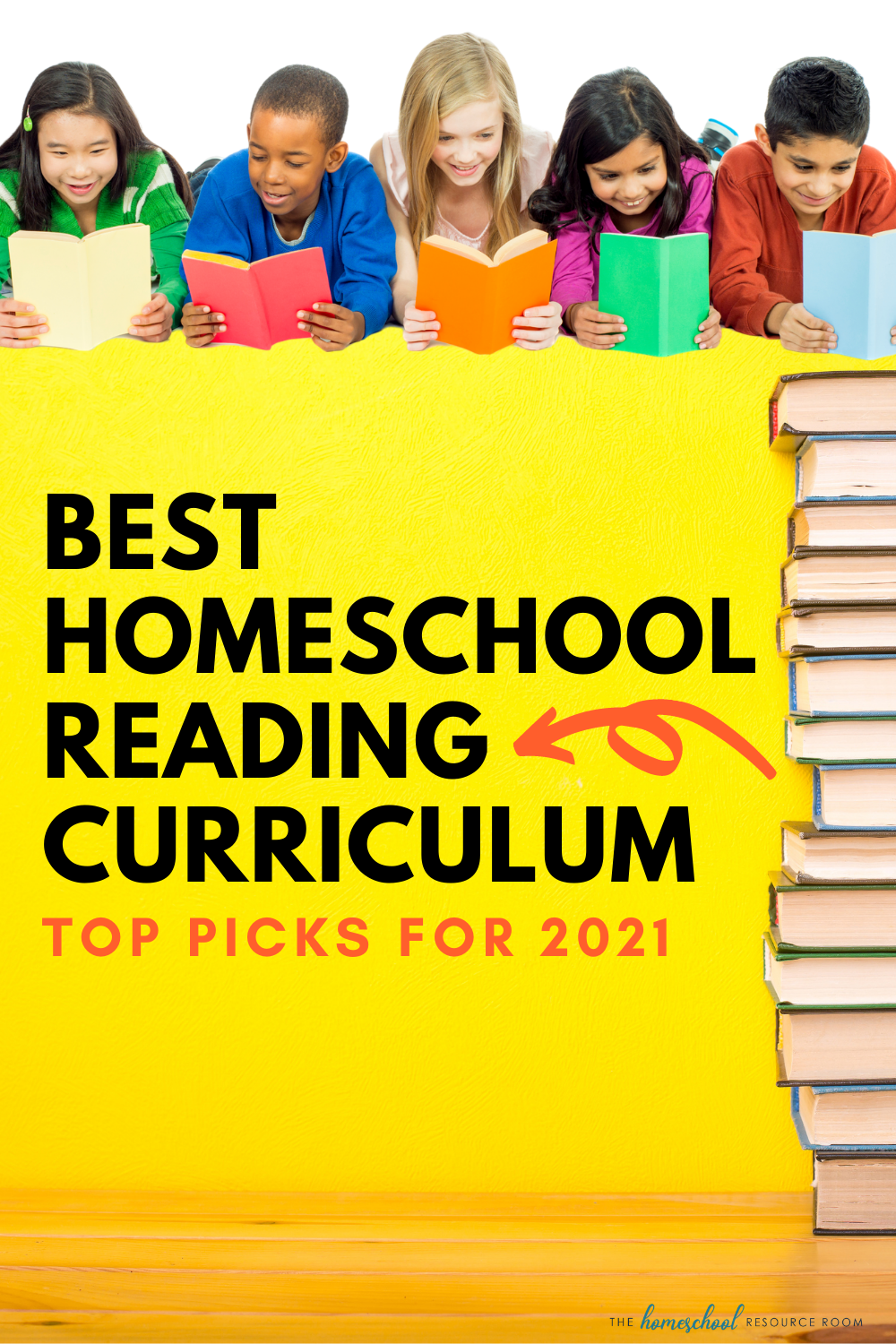 Best homeschool reading curriculum. Our top 3 picks plus a few honorable mentions. Find the right fit for YOUR family.