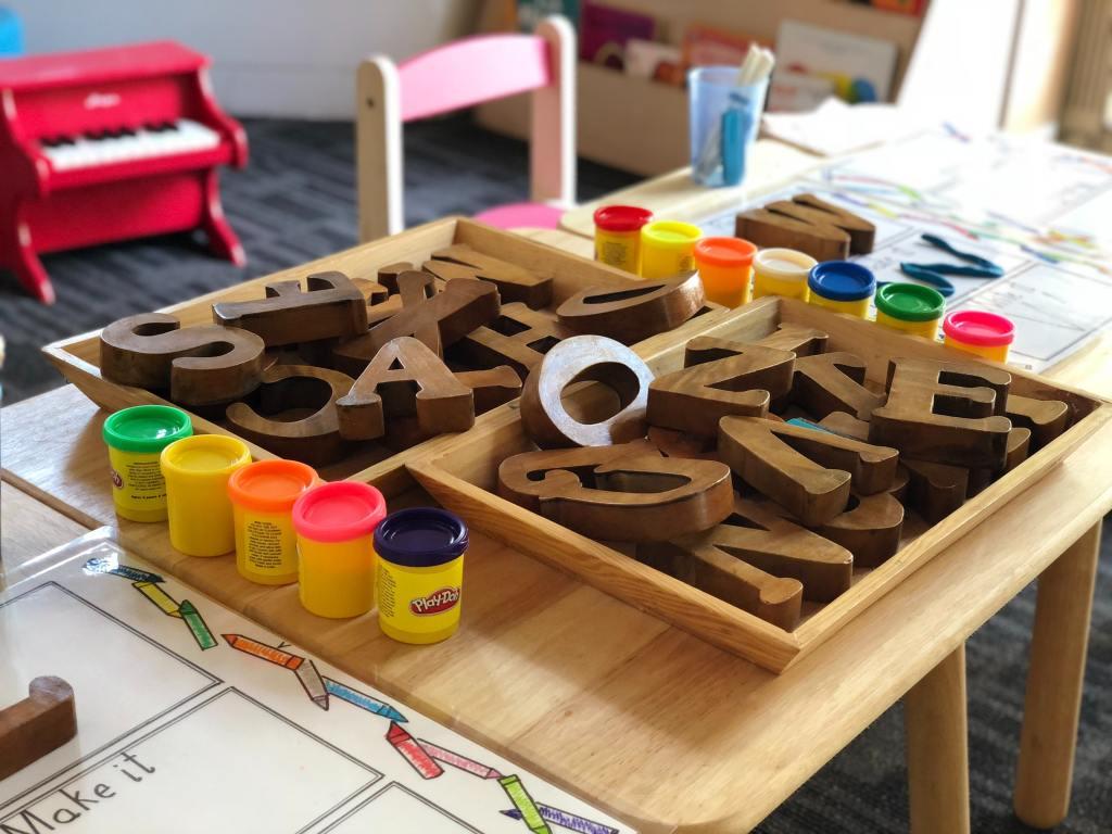 preschool homeschool supplies
