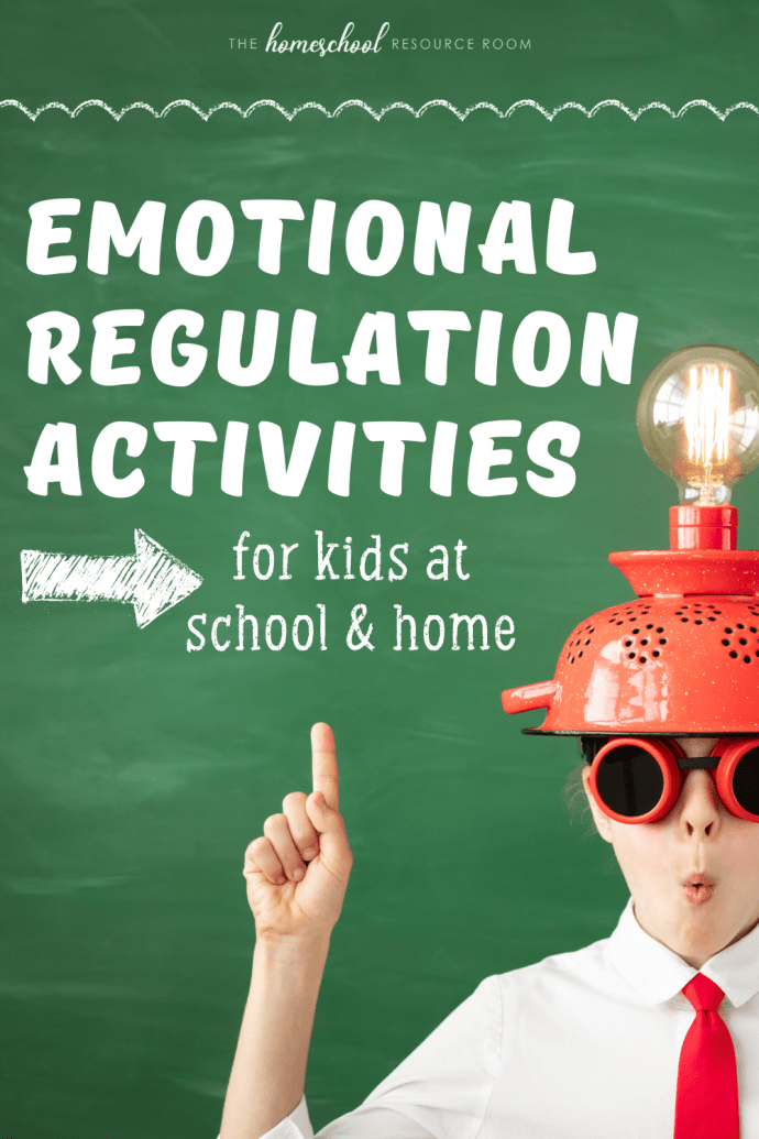Emotional regulation activities for kids at school or at home. Ideas for working on executive functioning skills and expected behaviors.